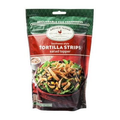 Archer Farms Southwest-Style Tortilla Strips Salad Toppers - 4 oz.