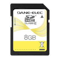 Dane-Elec Secure Digital High Capacity (SDHC) Memory Card