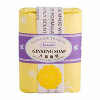Superior Trading Co. Superior Ginseng Soap 2.85 oz