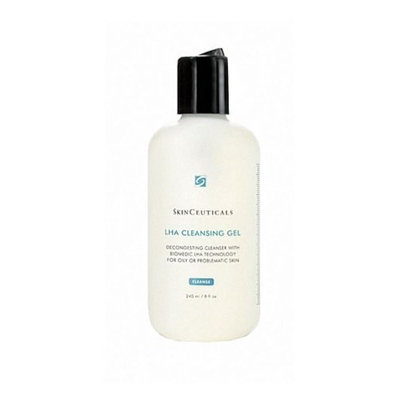 Skinceuticals LHA Cleansing Gel, 8.0 Fluid Ounce