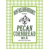 New Orleans Gourmet Foods Orleans Gourmet Pecan Cornbread MIx