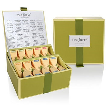 Tea Chest Sampler - Tea Forte