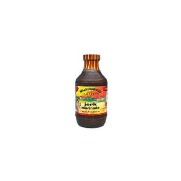 Walkerswood Jerk Marinade,Glass 17 Ounce