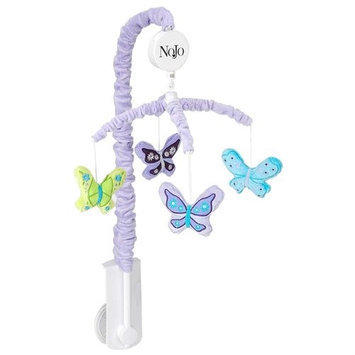 Crown Craft NoJo Beautiful Butterfly Mobile