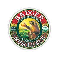 Badger Balm Muscle Rub