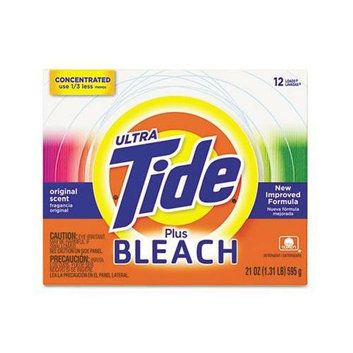 Procter & Gamble Professional Ultra Laundry Detergent with Bleach