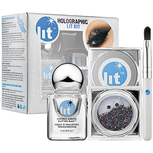 Lit Cosmetics Holographic Lit Kit Superfly