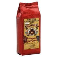 Hula Girl Chocolate Chip Kona Coffee Pancake & Waffle Mix