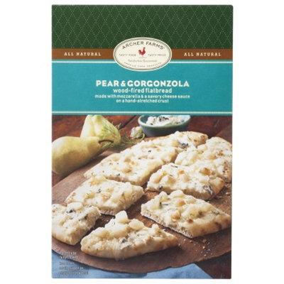 Archer Farms Pear & Gorgonzola Wood-Fired Flatbread 8.3 oz