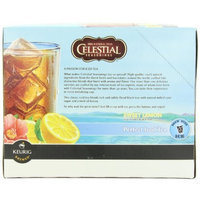 Green Mountain Coffee Green Mountain Sweet Lemon Black Perfect Iced Tea, K-Cup Portion Pack for Keurig K-Cup Brewers, 24-Count