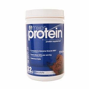 fitmixer Protein Milkshake