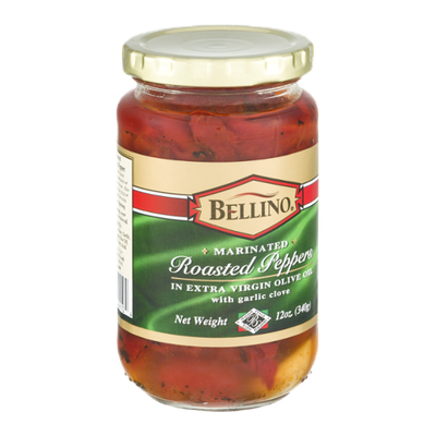 Bellino Roasted Peppers Marinated