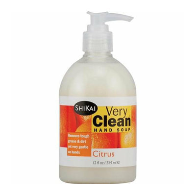 Shikai Products Shikai Very Clean Liquid Hand Soap Citrus 12 fl oz
