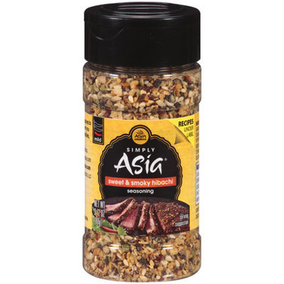 Simply Asia Sweet and Smoky Hibachi Spice 3.12 oz