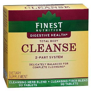Finest Nutrition Total Body Cleanse