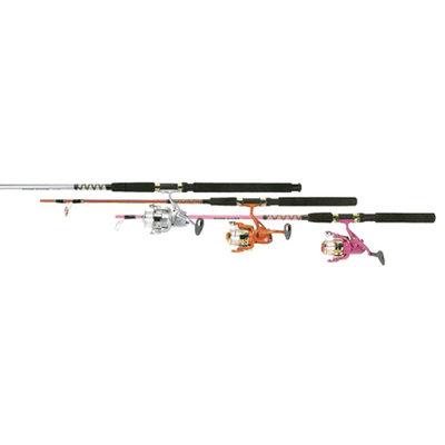 Master RLP10/RHP4 Lite Combo 4' 2 piece Ultralight Pink DN494WL