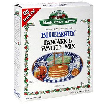Maple Grove Farms Blueberry Pancake & Waffle Mix