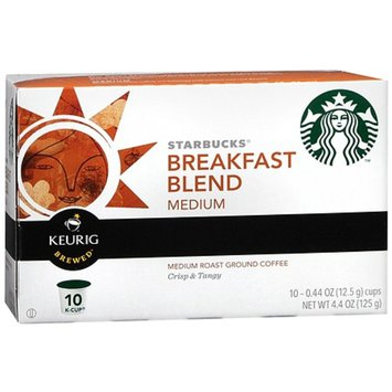 Starbucks Coffee Breakfast Blend K-Cups