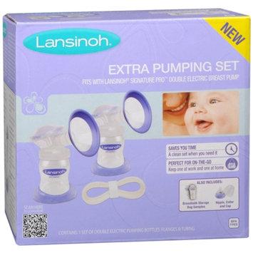 Lansinoh Extra Pumping Set, 1 ea