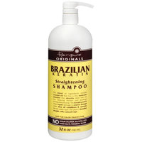 Renpure Originals Brazilian Keratin Strengthening Shampoo, 32 fl oz