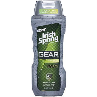 Irish SpringGEARExfoliating Clean Body Wash