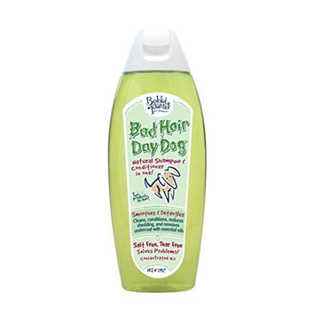 Bobbi Panter Pet Products Bad Hair Day Dog 2 in 1 Shampoo and Conditioner, 10 oz