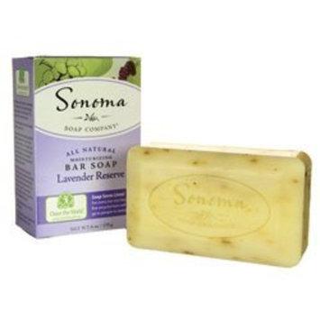 Sonoma Soap Company All Natural Lavender Reserve Bar Soap - 6 Oz.