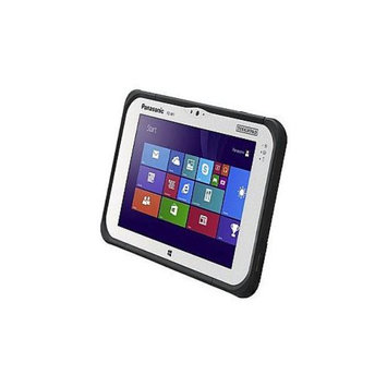 Panasonic Toughpad FZ-M1 - Tablet - no keyboard - Core i5 4302Y / 1.6 GHz - Windows 7 Pro 64-bit / Windows 8.1 Pro 64-bi
