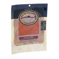Blue Hill Bay Smoked Wild Alaskan Coho Salmon