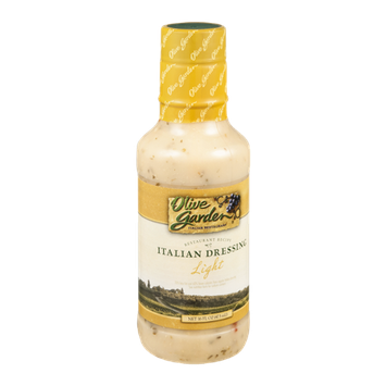 Olive Garden Italian Dressing Light