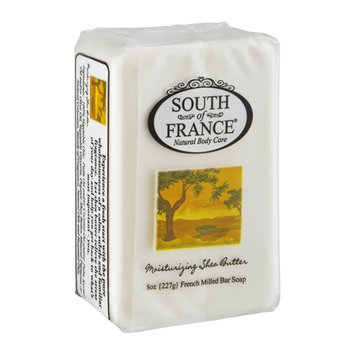 South of France Bar Soap Moisturizing Shea Butter