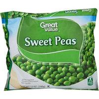 Great Value Sweet Peas, 12 oz