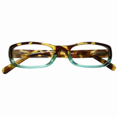 ICU Eyewear Eco-Friendly Reading Glasses Full Rectangle Frame +2.25
