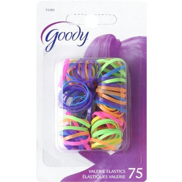 Goody Classics Elastic, Polybands Mini Neon 75, 0.079 Ounce (Pack of 3)