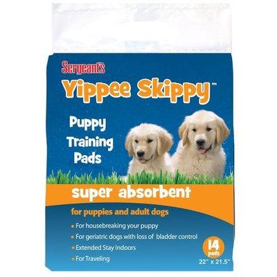Sergeant's Pet Sergeant's Yippee Skippy Doggie Training Pads