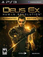 Square Enix Deus Ex Human Revolution Augmented Edition