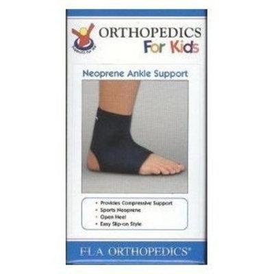 FLA Kids Neoprene Ankle Support - Size Pedi-Large