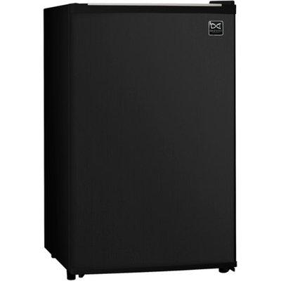 Daewoo 2.7 Cu. Ft Compact Refrigerator Black