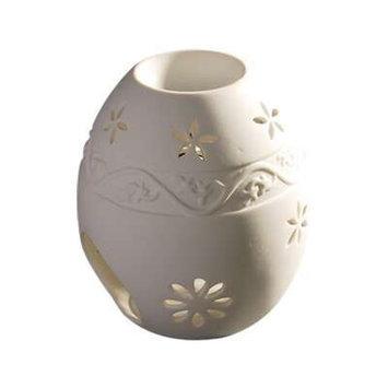 Vandue Royal Massage Tea Light Aromatherapy Oil Burner - Egg