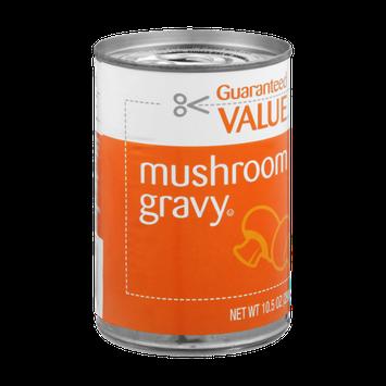 Guaranteed Value Gravy Mushroom
