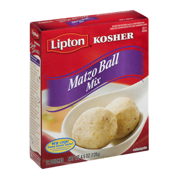 Lipton Kosher Matzo Ball Mix Pouches