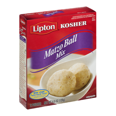 Lipton® Kosher Matzo Ball Mix Pouches