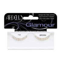 Ardell Fashion Lashes Pair - 112 Lower Lashes Brown (Pack of 4)
