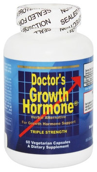 Fountain of Youth Technologies - Doctor's Growth Hormone Triple Strength 750 mg. - 60 Capsules