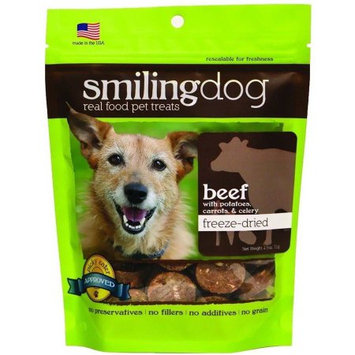 Herbsmith, Inc. Herbsmith See Spot Smile Treats Beef 3 oz