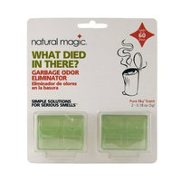 Magic Natural Garbage Odor Eliminator, 0.18 Ounce