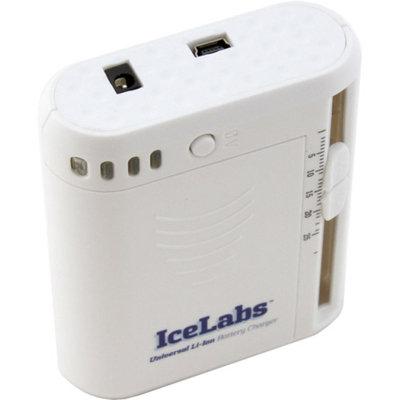 IceLabs Universal Li-Ion Battery Charger