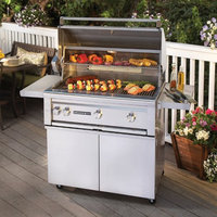 Sedona by Lynx Grills 3-Burner Stainless Steel Natural Gas Grill with Rotisserie L600PSFR-NG