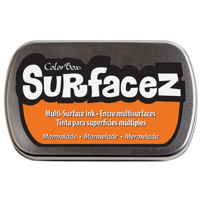 Clearsnap, Inc. Clearsnap Colorbox Surfacez Multi Surface Inkpad Marmalade