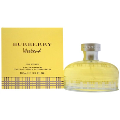 Burberry Weekend for Women Eau De Parfum Spray 3.4 oz